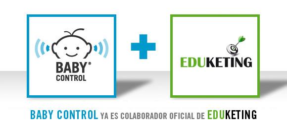 Logotipo de Eduketing y Baby Control
