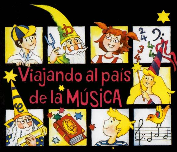 Método de enseñanza musical infantil a través del cuento viajando al país de la música